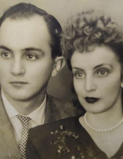 Rômulo e Maria Luiza (1946)