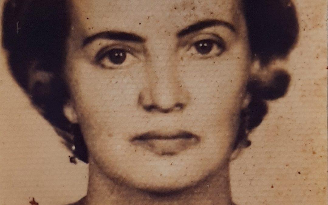 Depoimentos de Maria Luíza Crispim Gonçalves, esposa de Rômulo  Gonçalves.